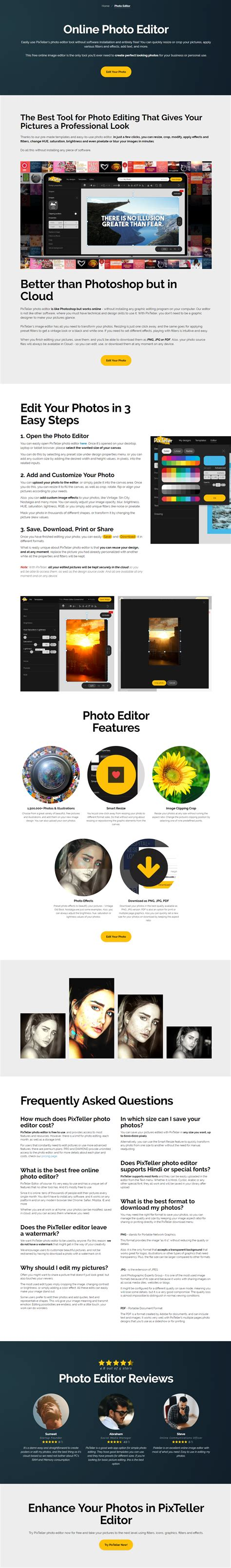 The Best Tool for Photo Editing That Gives Your Pictures a
