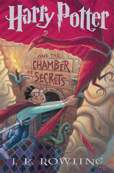 A Kids Book Review: Harry Potter and the Chamber of