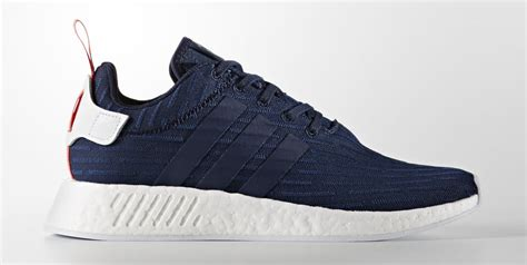 """Adidas NMD_R2 """"Collegiate Navy"""" - Adidas NMD Releases"""