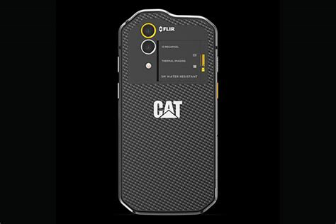 Cat S60 thermal camera smartphone – South African pricing