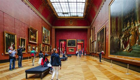 Guided tour of the Louvre museum in Paris - PARISCityVISION