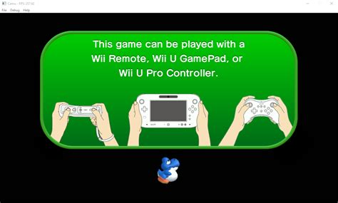 Cemu, the world's first Wii U emulator, is now available