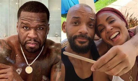 50 Cent Shares Savage DM From Will Smith, Invokes Tupac In