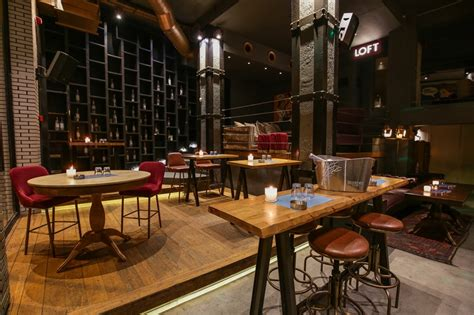BAR GAZI ROOF ATHENS - MEXIL LTD - Contract and Home Furniture