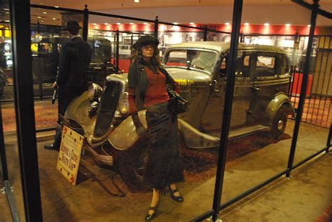 Bonnie and Clyde Death Car   Some of the earliest