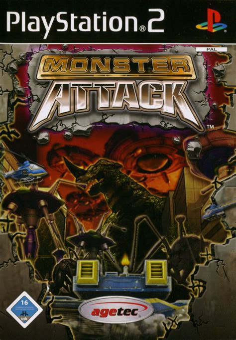 Monster Attack (2003) PlayStation 2 release dates - MobyGames