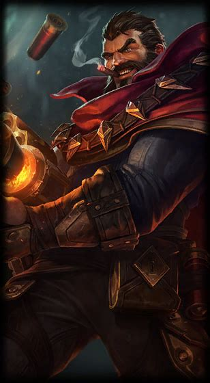 Graves - League of Legends Wiki - Wikia