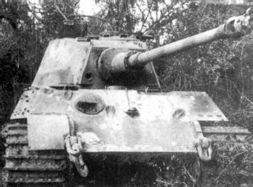 King Tiger front armour invincibility