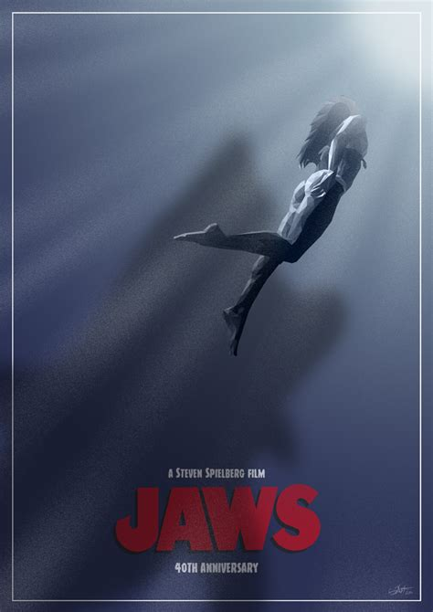JAWS 40th Anniversary Art Collection from Poster Posse