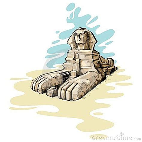 The Great Sphinx Royalty Free Stock Images - Image: 23970919