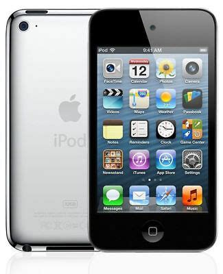 Apple iPod Touch 4th Generation Wi-Fi Music/Video Player