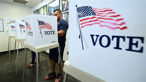 Early voting begins for 2020 Georgia Primary | 94