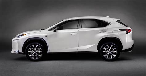 Lexus NX Turbo Launching in the UK With AWD and F Sport