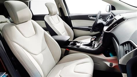 Ford - 2015 Ford Edge Interior - YouTube