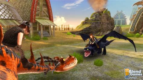 How To Train Your Dragon - PS3 - Games Torrents