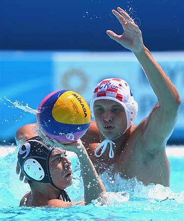 Hungary the dream for water polo player   Stuff