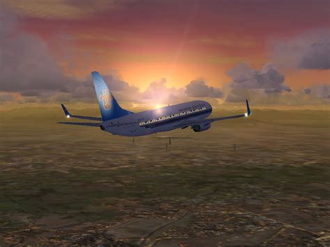 China Southern Boeing 737-800 for FSX
