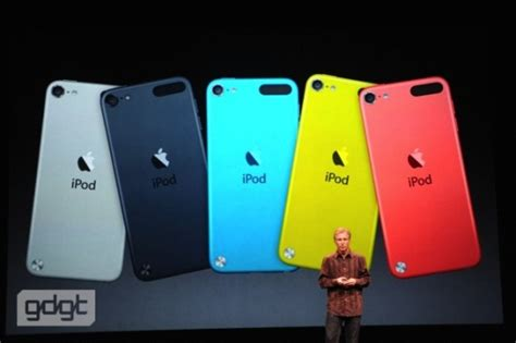 iPod Touch 5th Generation and iPod Nano 7th Gen Officially