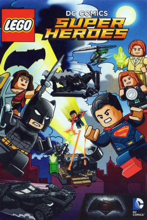 LEGO DC Comics Super Heroes Collection (2013-2016) — The