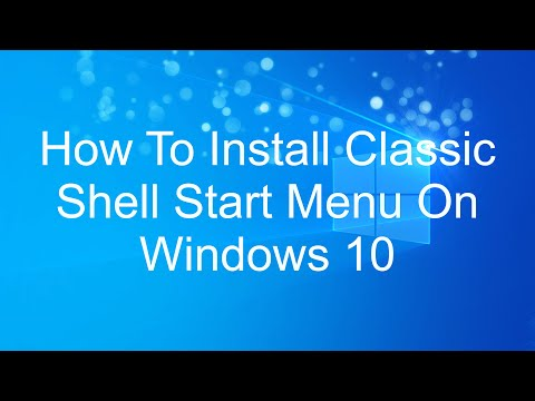 How to make Classic Shell look like the Windows 7 Start